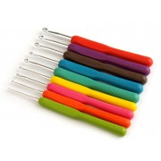 9 Piece Crochet Hook Set