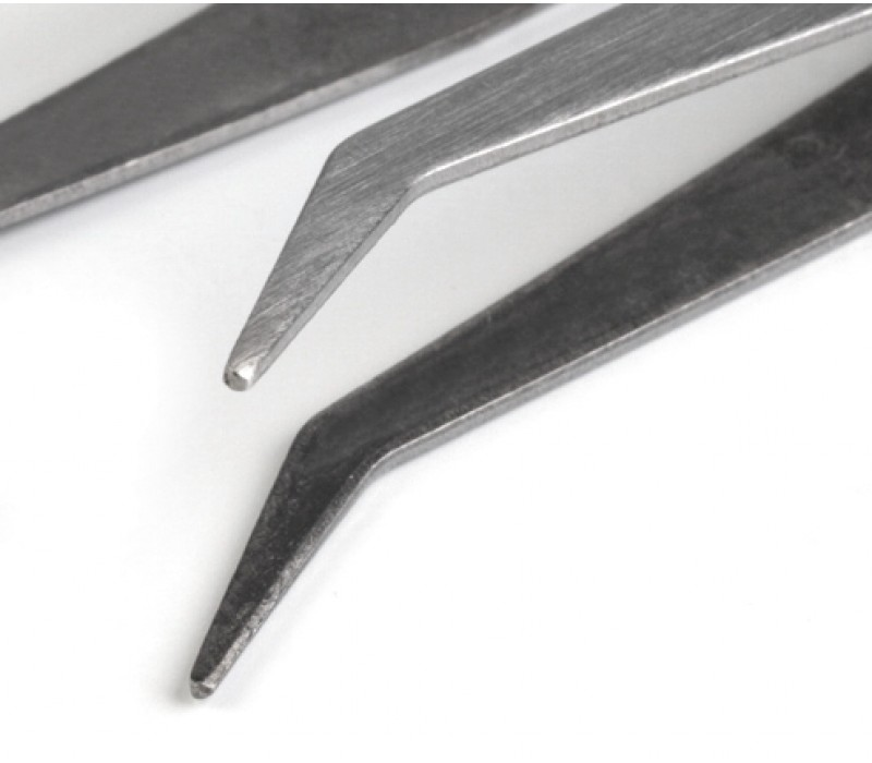 Metal Sewing and Crafting Tweezers - 12.5 cm