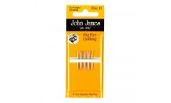 John James Needles - Big Eye Quilting Needles - Size 11