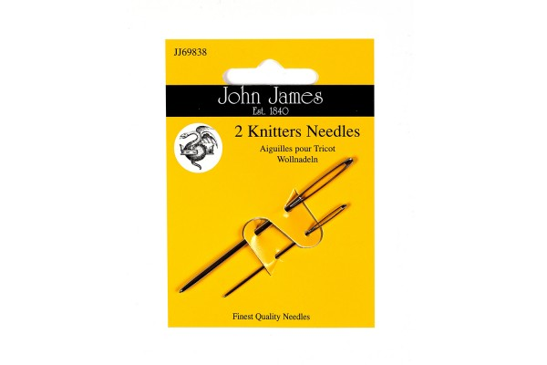 John James Needles - Knitters Needles.