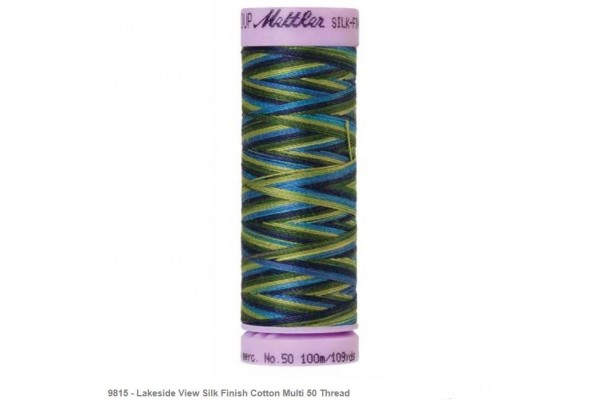 Variegated Thread / Rainbow Thread - Various Colours