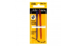 John James Needles - Plastic Sewing Needles - 74mm
