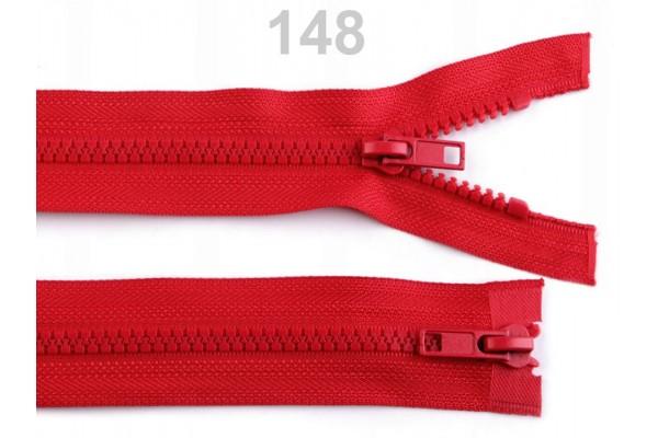 """Plastic Zip for Jackets - 65 cm (25.6"""") - Double Slider - Colours"""