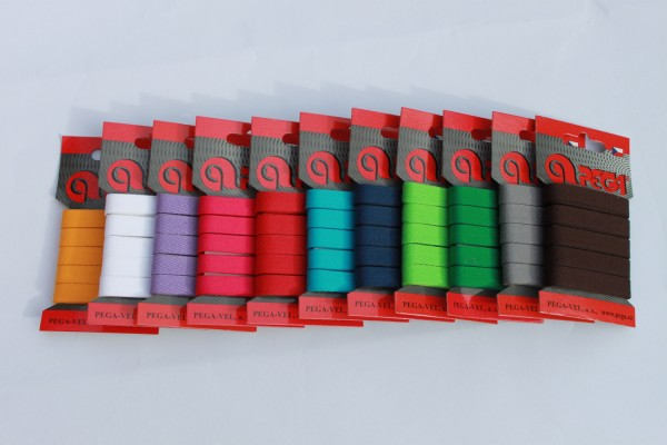 Twilled Cotton Tape - Coloured - 10 mm