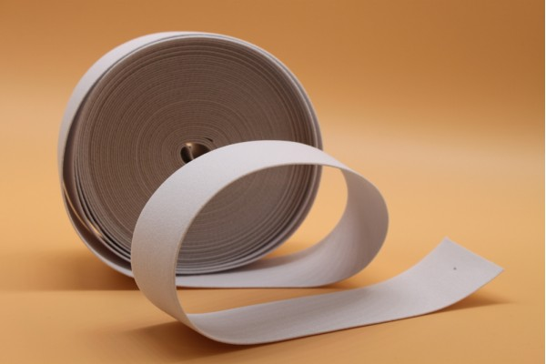 "Flat Woven Elastic - 40 mm (1.5"") - White or Black"