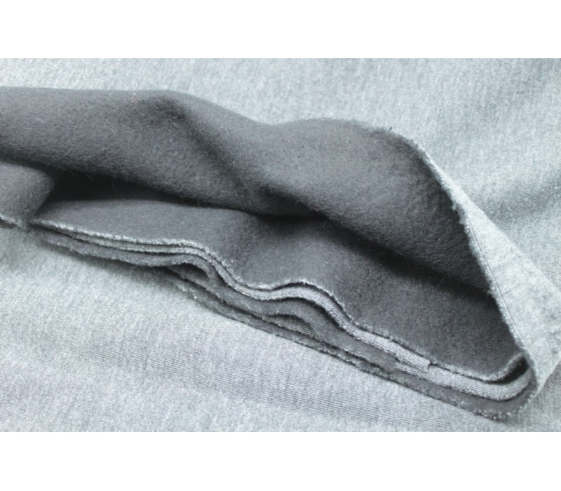 Sweatshirt Fleece - Suitable for Hoodies, Jackets, Coats and Sweatshirts