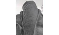 Warmkeeper Fabric Fuzzy - Suitable for Hoodies - Black