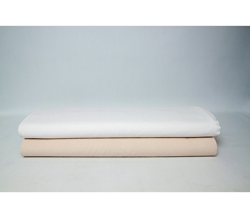 White Cotton - Medium Weight