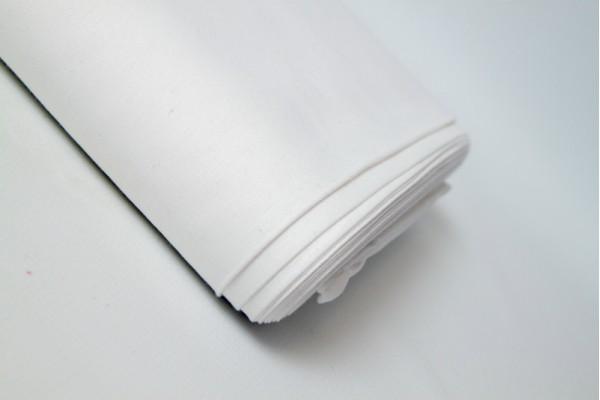 White Cotton - Medium Weight