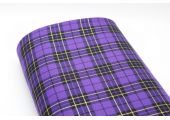 Total Purple with Lurex Fabric