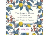 Liberty Print Cottons - The Summer House Collection - Fat Quarters (50cm x 55cm)