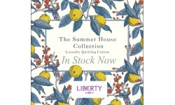 Liberty Print Cottons - The Summer House Collection - Cut to length
