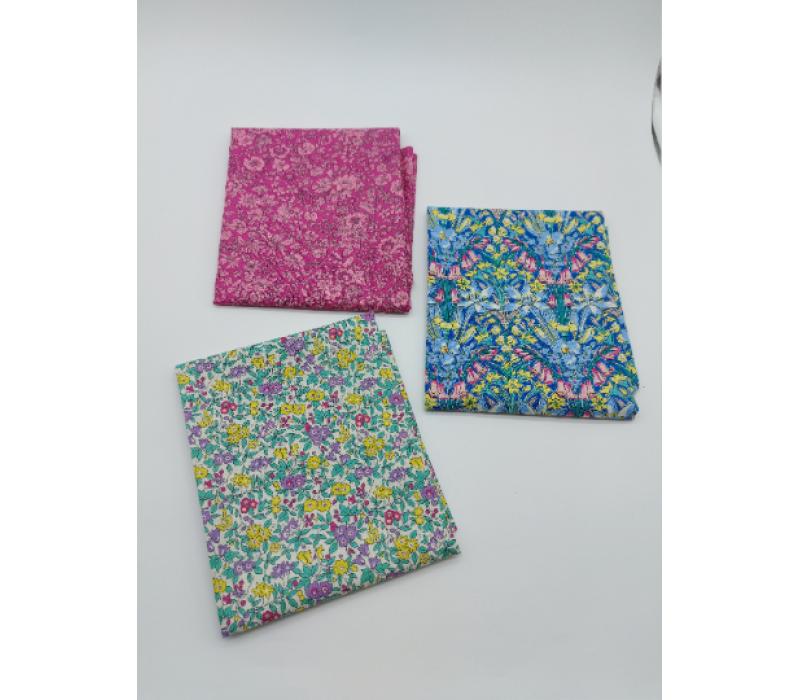 Liberty Fat Quarters - The Summer Flower Show - 13 x Fat Quarter Bundle