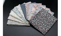 Liberty Fat Quarters - 11 x pieces, The Winterbourne Collection II