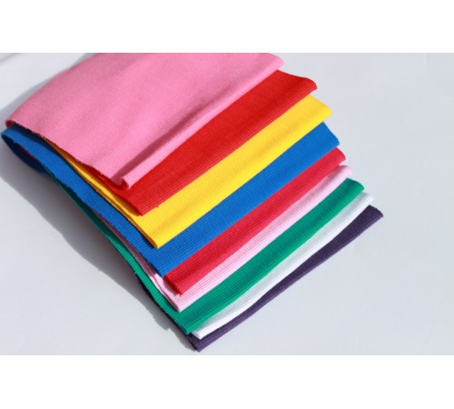 Cotton Rib Knit Fabric