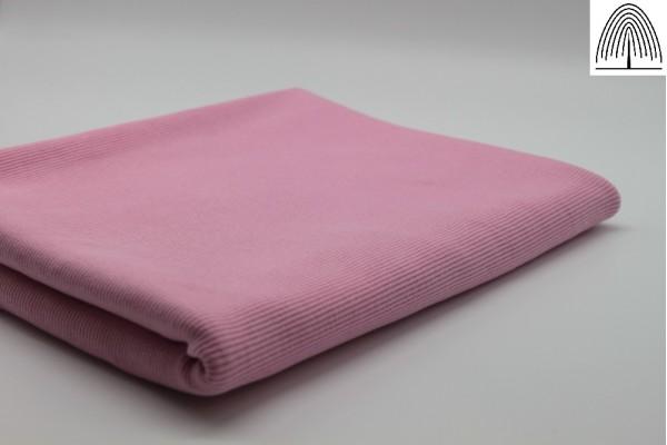 Candy Pink Rib Knit Tube - 2 x 40 cm