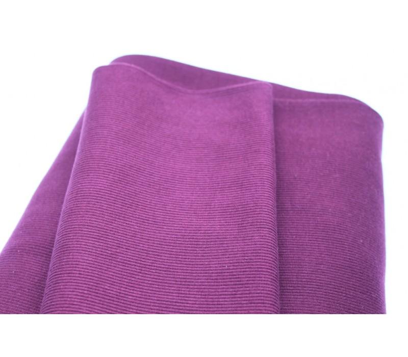 Bordeaux Rib Knit Fabric, 2 x 49cm