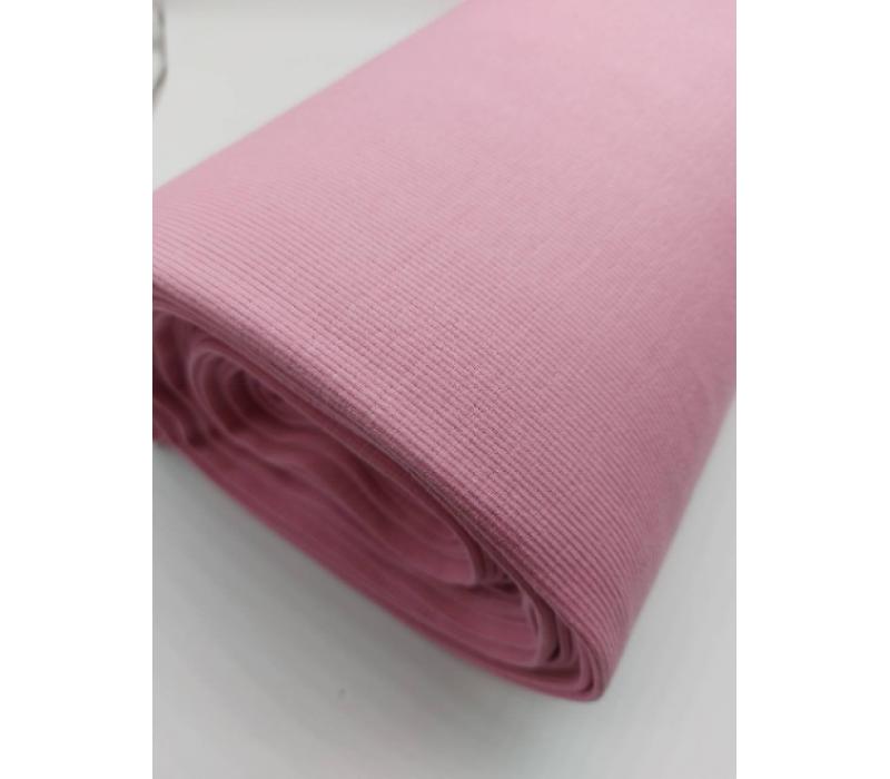 Charm Pink Rib Knit Tube - 2 x 40 cm