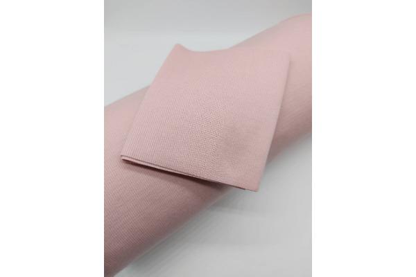Oyster Pink Rib Knit Tube - 2 x 40 cm