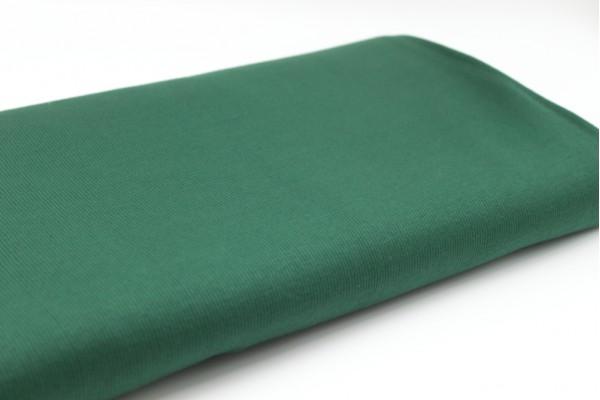 Bottle Green Rib Knit Tube 2 x 40 cm