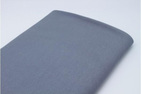 Light Grey Rib Knit Tube - 2 x 40 cm
