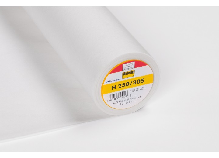 Fusible Interlining H 250/305, medium weight