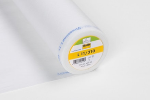 Sew-in light standard non-woven interfacing - Fine (L11/310)