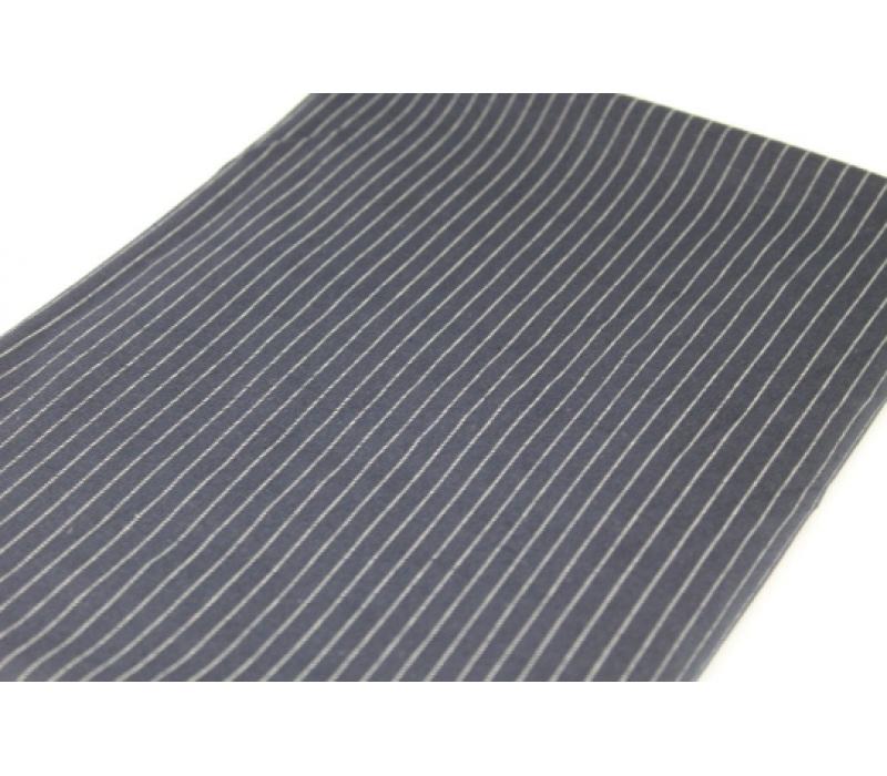 Ponta di Roma - Black with thin White Stripe